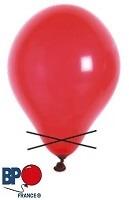 Ballon mal gonfle