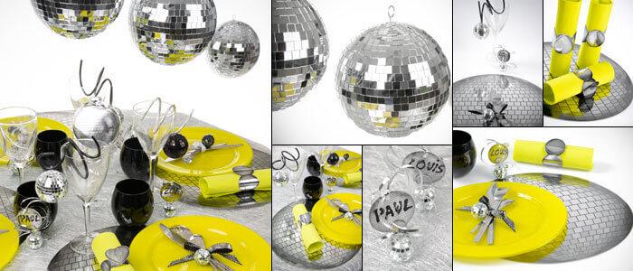 Decoration disco