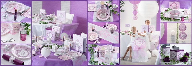 Mariage vintage with love