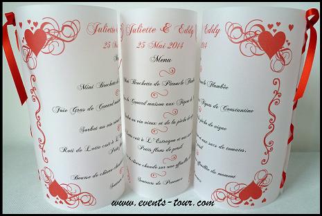 menu photophore mariage coeur x1 ref 10306. Black Bedroom Furniture Sets. Home Design Ideas