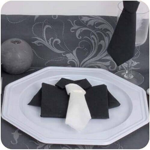 Pliage de serviette maillot 1
