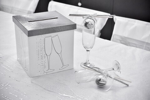 Urne champagne 1