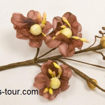 Bouquets de fleurs cerisier (x6) REF/FL652