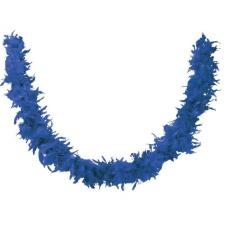 Accessoire de déguisement avec Boa bleu foncé en plumes de 1.80m (x1) REF/21609