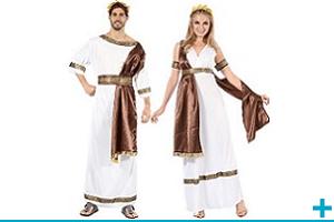 Accessoire de deguisement carnaval avec theme histoire et antique