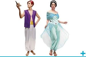 Accessoire de deguisement carnaval avec theme oriental