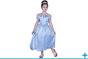 Accessoire de deguisement carnaval avec theme princesse et feerie