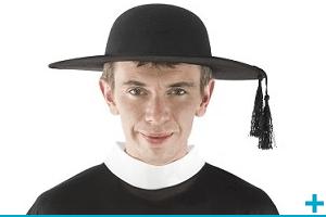 Accessoire de deguisement carnaval avec theme religion