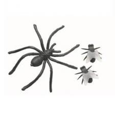 Araignée + mouche (x3) REF/94100
