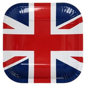 Assiette Angleterre (x10) REF/4102