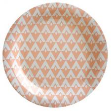 Assiette corail (x10) REF/5215