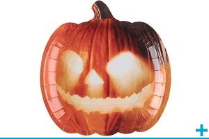 Assiette fete d halloween