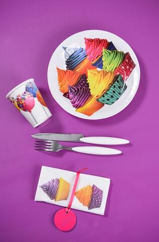 Assiette gourmandise 1