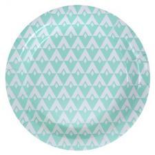Assiette mint (x10) REF/5215