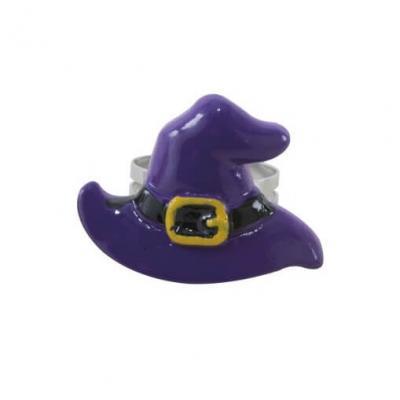 Bague Halloween: Chapeau de sorcière (x1) REF/46640