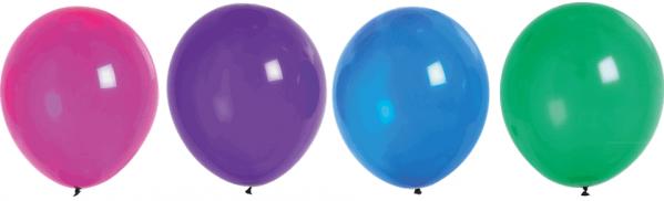Ballon en latex naturel de fabrication francaise