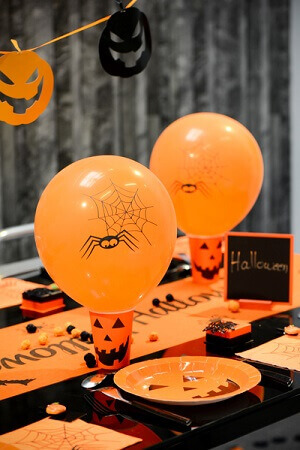 Ballon halloween 4