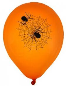 Ballon Halloween (x8) REF/4454