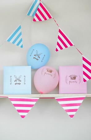 Ballon princesse 2