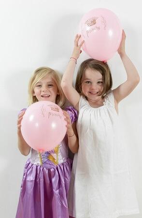 Ballon princesse 4
