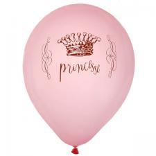 Ballon princesse (x8) REF/4469