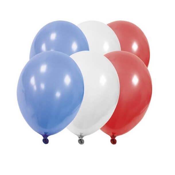 Ballon tricolore france 1