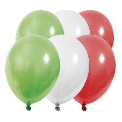 Ballon drapeau Italie (x12) REF/BA1501
