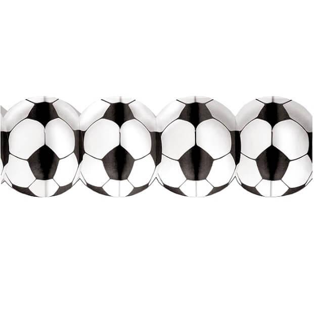 Banderole ballons de football