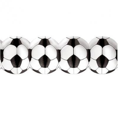 Banderole ballon de football 3.25m x 20cm (x1) REF/4997