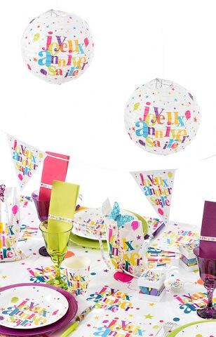 Banderole joyeux anniversaire 5