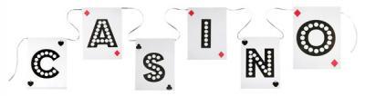 Banderole Poker (x1) REF/70455