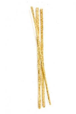 Bâtonnet pailleté or (x10) REF/DEC511