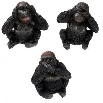 Bébé gorille (x3) REF/5797