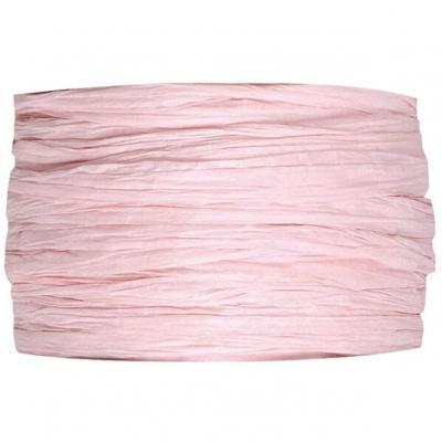 Bobine de raphia papier rose 4mm x 20m (x1) REF/2637