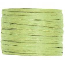 Bobine de raphia papier vert 4mm x 20m (x1) REF/2637
