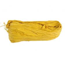 Raphia jaune, 50grs (x1) REF/2316