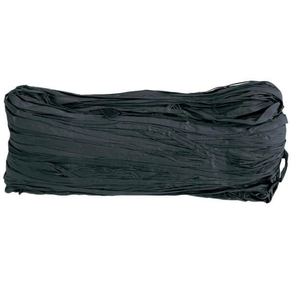 Bobine de raphia noir