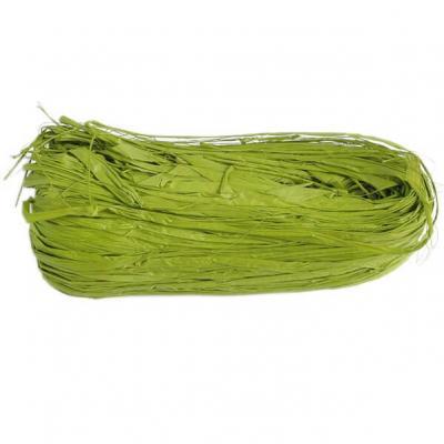 Raphia vert, 50grs (x1) REF/2316