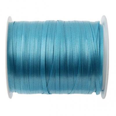 Bolduc Miniricci bleu turquoise 10mm x 25m (x1) REF/4000