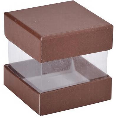 Boîte à dragée chocolat (x6) REF/3615