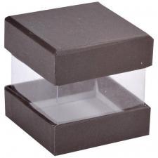 Boîte à dragée noire (x6) REF/3615