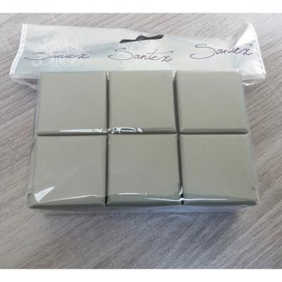 Boîte à dragée kaki (x6) REF/3615