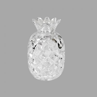 Boîte ananas transparente (x1) REF/BT2068
