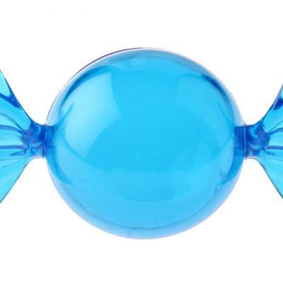 Boîte bonbon bleu turquoise (x6) REF/3875