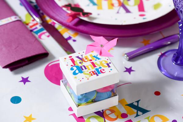 Boite joyeux anniversaire 2