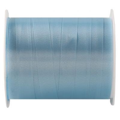 Bobine ruban bolduc bleu ciel 7mm x 10m (x1) REF/6177
