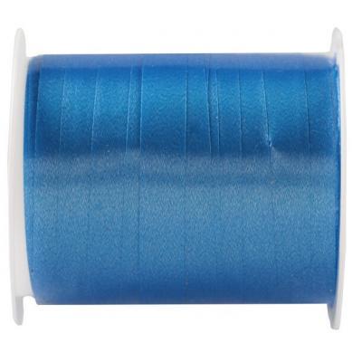 Bobine ruban bolduc bleu 7mm x 10m (x1) REF/6177