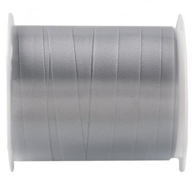 Bobine ruban bolduc gris 7mm x 10m (x1) REF/6177