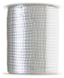 Bolduc hologramme métallisé argent (x1) REF/4717