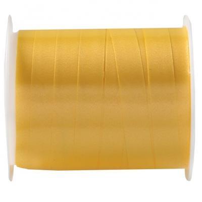 Bobine ruban bolduc jaune 7mm x 10m (x1) REF/6177